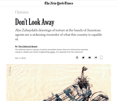 The New York Times, December 5, 2019